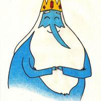 Re Ghiaccio contento